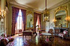 L'Interieur du Grand Trianon, Chàteau de Versailles, Yvelines - France