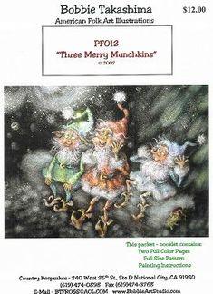 to cute   Three Merry Munchkins