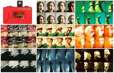 Lomo Oktomat camera: tell a story in 8 frames & 2.5 seconds