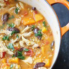 Member Recipe: Butternut Squash Quinoa Stew!