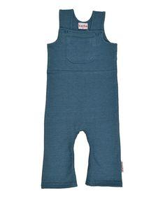 Baba Babywear fantastic overall in denim blue. baba-babywear.en.emilea.be
