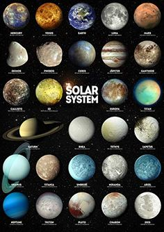 How Much Would You Weigh On Each Planet? | Nature ...