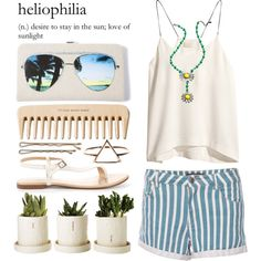summertime - Polyvore