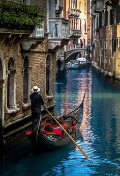 The Mystic of Venice