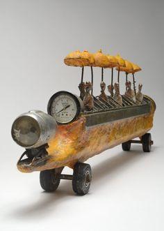 Locomobiles - Gérard Cambon