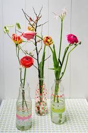 """Résultat de recherche d'images pour """"pinterest bricolage vase à fabriquer"""""""