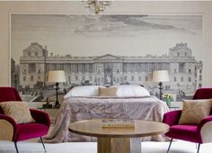 Historial Wall Decoration Room