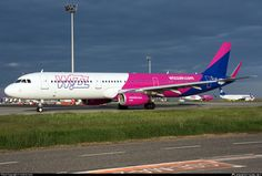HA-LXQ Wizz Air Airbus A321-231(WL)