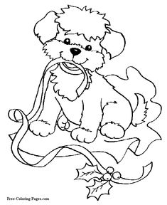 christmas coloring pages free to print   color online printable coloring pages kids games printable activities ...