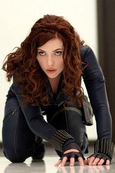 Black Widow/Natasha Romanoff
