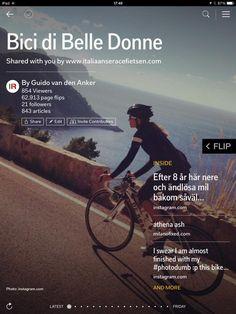 More Bici di Belle Donne: flip.it/NL3gt