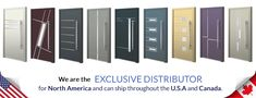 Our lightweight Aluminum Exterior Doors ensure optimum reliability and increased burglary protection even with large door formats. Door Gate Design, Door Design Interior, Interior Modern, Exterior Doors, Entry Doors, Grill Design, Bedroom Furniture Design, Landscaping Plants, House On Wheels
