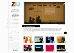 Diseño web zan4u 1/3