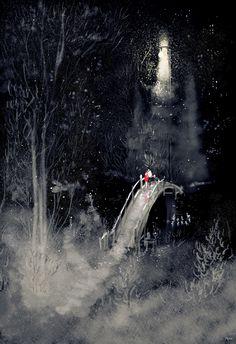 Pascal Campion 'A Little Magic' PascalCampion.deviantart.com on @DeviantArt or http://pascalcampion.blogspot.kr/2014/12/a-little-magic.html?m=1