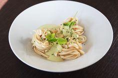 Peanut Udon Noodles
