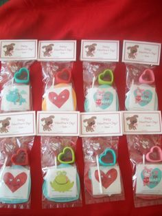 Valentine Treat Bags!