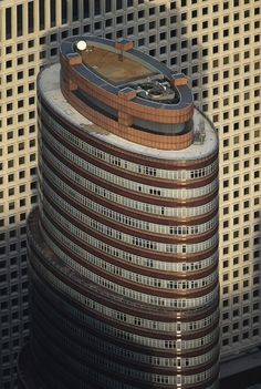 53rd at Third (Lipstick Building), Sutton Place, Manhattan, New York, États-Unis. © Yann Arthus Bertrand.