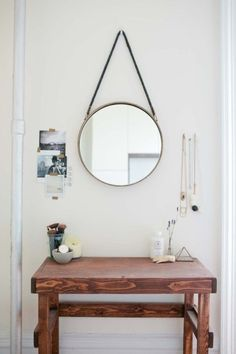 Creating a Serene Home in Brooklyn – Design*Sponge Apartment Therapy, Apartment Living, Interiores Design, Home Decor Inspiration, Decoration, Home And Living, My Dream Home, Interior And Exterior, Living Spaces