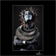 Fine art tribal photos by photographer Glen Allison, Bangkok.