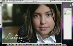 Photoshop Frame & Overlay Tutorial on Vimeo