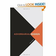 "In Adversarial Design, Carl DiSalvo examines the ways that technology design can provoke and engage the political. He describes a practice, which he terms ""adversarial design,"" that uses the means and forms of design to challenge beliefs, values, and what is taken to be fact."