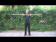 Bo Staff Spins, video 4