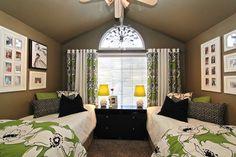 College dorm ideas - modern - bedroom - san diego - Robeson Design