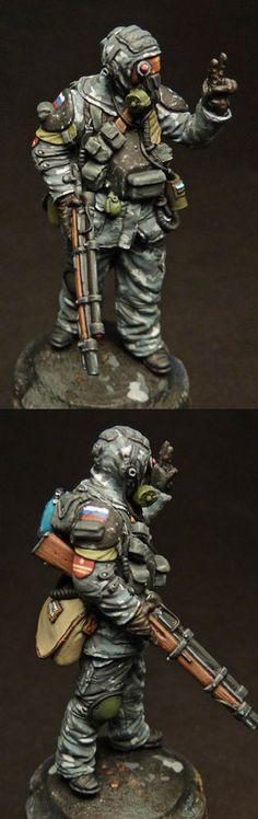 Dwartist - Neo-Sov Trooper