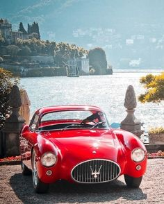 Did you know the Trident logo on the Maserati was inspired by the statue of Neptune in the companys birthplace of Bologna? #PhotosNotPasswords