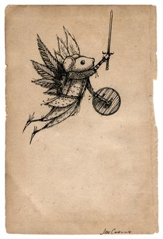joncarling:  flying mouse