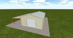 Cool 3D #marketing http://ift.tt/2oQqAy4 #barn #workshop #greenhouse #garage #roofing #DIY