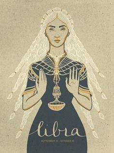 Libra ~ Libra Art, Libra Horoscope, Zodiac Art, Zodiac Horoscope, Aquarius Astrology, Zodiac Symbols, Birthday Wall, Fall Birthday, Libra Birthday