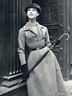 Jacques Fath 1954 Photo Pottier