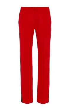 Red Tuxedo Pant by Clover Canyon for Preorder on Moda Operandi