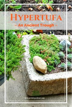Large hypertufa troughs are so satisfying to make. I love these. http://www.thehypertufagardener.com/ready-to-make-large-hypertufa-troughs/ via @hypertufagarden