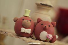 Orangutan,monkey and Fox MochiEgg custom wedding cake topper, cute animals cake topper #weddingideas #cakedecor #weddingseason #ceremonydecoration #marriage #bride #groom #handmadecaketopper #unique #gift #claydoll #sculpted #justmarried #forest #kikuikestudio #結婚式 #weddingthings #couple #Hochzeit #mariage #Boda #nozze