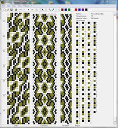 Free Crochet Bead Pattern Round 15