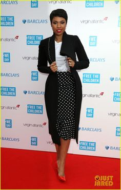 Jennifer Hudson at We Day UK! |