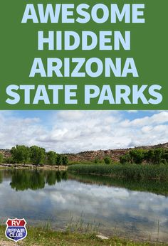 There are 28 State Parks in Arizona. Located from the southern part of the state at the U./Mexico border to the Colorado River to the west and everywhere in between, Arizona's State Parks reflect the diverse geography which makes up this state. Camping Club, Camping Guide, Camping Spots, Camping Hacks, Camping Cabins, Camping Ideas, Camping Outdoors, Camping Essentials, Minnesota Camping