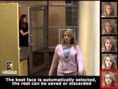Intelligent Video Analytics - Face Detection - LightHaus Logic - YouTube