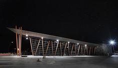 Gallery of Kayseri West City Bus Terminal / Bahadir Kul Architects - 6#terminal #design #architecture