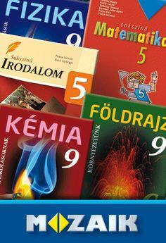A Mozaik Kiadó 8. osztályos tankönyvei, oktatást segítő kiadványai Convenience Store, Convinience Store