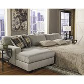 Found It At Wayfair   Westen Left Small Scale Sleeper Sectional