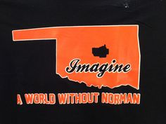 Found this at Fan Outfitters!  Go Pokes!  Oklahoma State University
