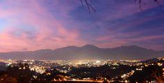 Caracas y el Ávila.