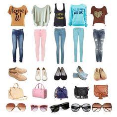 "@janetnavedofashion's photo: ""Happy Saturday!! #janetnavedoteen to see more Awesome Teen Fashion Ideas!!"""