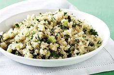 Warm Quinoa, Spinach, And Shiitake Salad Recipes — Dishmaps