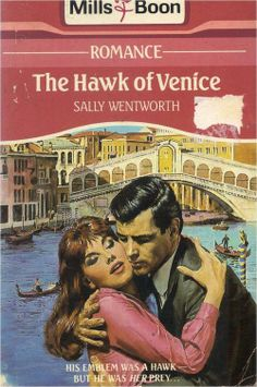 Vintage Harlequin and Mills & Boon Romance Novels