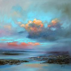 Hebridean Light I by Scott Naismith is printed with premium inks for brilliant color and then hand-stretched over museum quality stretcher bars. 60-Day Money Back Guarantee AND Free Return Shipping.