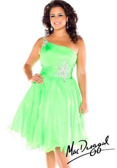 Fabulouss Plus Size Dress 64744F at Peaches Boutique